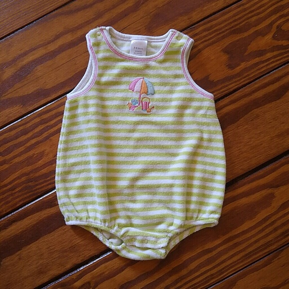 71b5f209e Gymboree One Pieces | Infant Baby Girls Romper One Piece | Poshmark